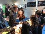 Feijó en la jornada STEM en Santiago