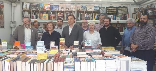 Inaugurada la feria del libro de ocasión en Palma