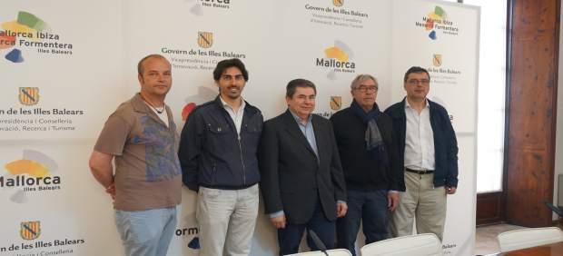 Presentación de la I Regata Púnica de Mallorca