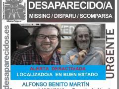 Localizan al hombre de 58 años desaparecido hace 10 días en Pozuelo