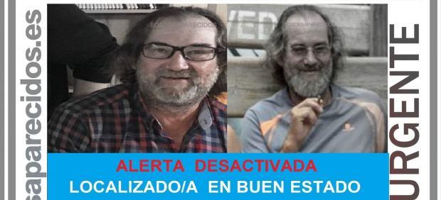 Localizan en buen estado al hombre de 58 años desaparecido hace 10 días en Pozuelo de Alarcón