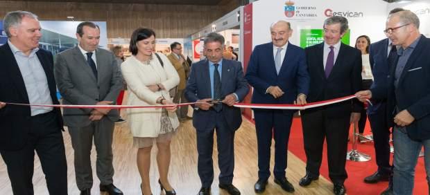 Inauguración Salón Inmobiliario