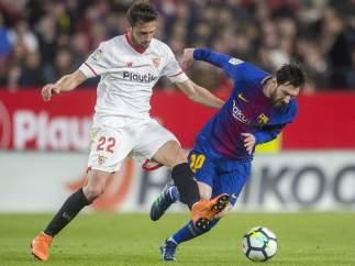 Sevilla y Barcelona