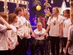 Una niña herida en el atentado de Manchester emociona con su baile en 'Got Talent'