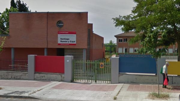 Colegio de educación especial de Getafe
