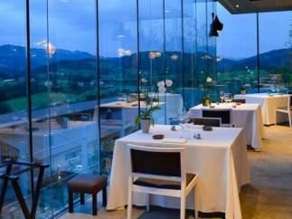 Restaurante Azurmendi, de Eneko Atxa