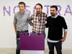 Primarias en Podemos Madrid: Errejón coloca 14 nombres y Espinar 11 en la lista