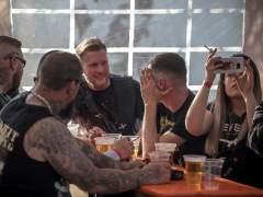 Cientos de neonazis celebran el cumpleaños de Hitler con un festival de rock en el este de Alemania