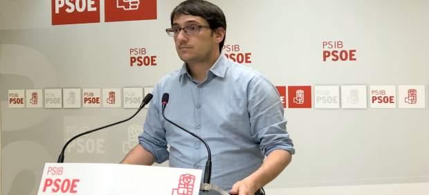 Negueruela tras la visita de Rajoy a Palma