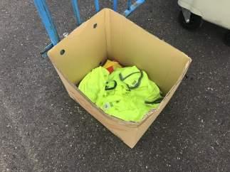 Camisetas amarillas