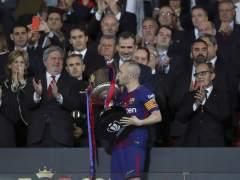 El Barça aplasta al Sevilla y conquista su trigésima Copa