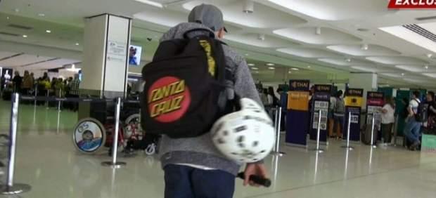 Niño viajero