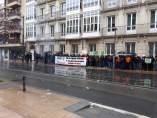 Protesta de trabajadores de Productos Tubulares (Foto archivo)
