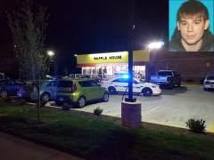 Un hombre desnudo armado con un fusil mata a 4 personas enNashville