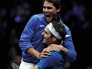 Rafa & Roger