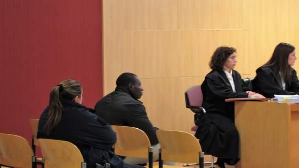 El acusado por la muerte de la hostelera gijonesa, Sonia Mitre.