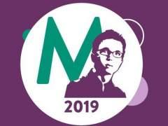 Errejón lanza su candidatura con un logo parecido al de Ahora Madrid