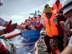 Recuperan 11 cadáveres de inmigrantes frente a la costa de Libia
