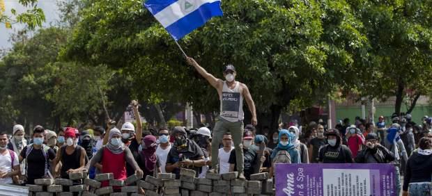 El presidente de Nicaragua anuncia la retirada de la reforma de la Seguridad Social, detonante de las protestas
