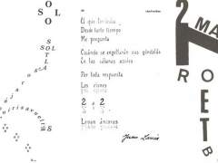 Artium dedica una exposición a la poesía experimental