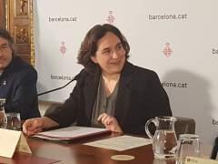 El PP en el Ajuntament de Barcelona propondrá reprobar la gestión de la alcaldesa Colau