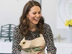 Kate Middleton, ingresada para dar a luz a su tercer hijo