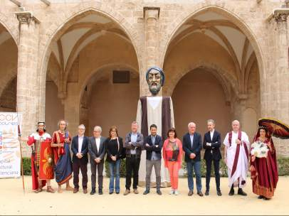 Presentació dels actes de la Capitalitat Cultural Valenciana 2018-19