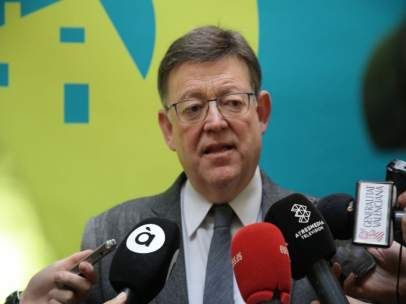 Ximo Puig, president de la Generalitat Valenciana i secretari general del PSPV