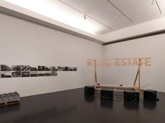 Vistas de la exposición 'Domènec. Ni aquí ni en ningún lugar', 2018