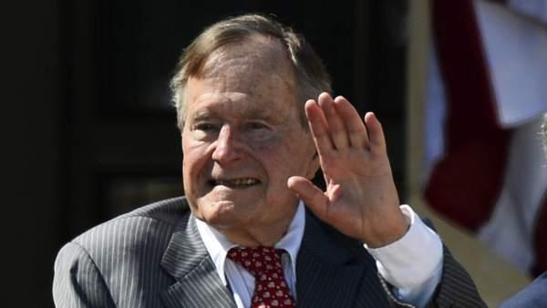 Resultado de imagen para muere george bush