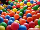 Una imagen de un parque de bolas