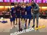 Un Messi con 6 dedos en un pie da la vuelta al mundo