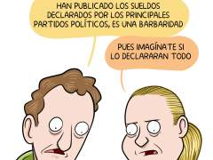 Sueldos políticos