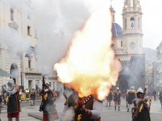 Explosión festiva