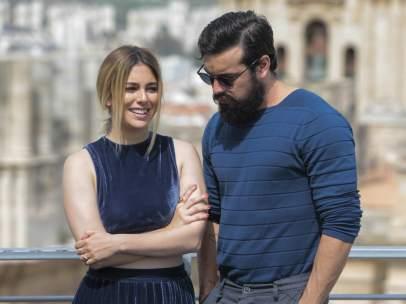 Blanca Suárez y Mario Casas