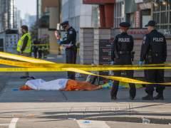 El autor del atropello de Toronto se enfrenta a 10 cargos por asesinato