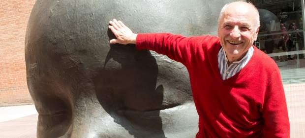 Antonio López dialoga con el modernismo en una exposición en el Palau de la Música de Barcelona