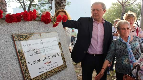 Nota De Prensa Y Fotos Homenaje Canal De Los Presos
