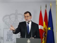 Rajoy pide igual trato para Cifuentes que para el líder del PSOE madrileño