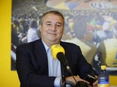 Miguel Ángel Ramírez, presidente de Las Palmas, detenido en Gran Canaria