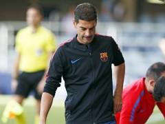El Barcelona destituye a Gerard como técnico del filial