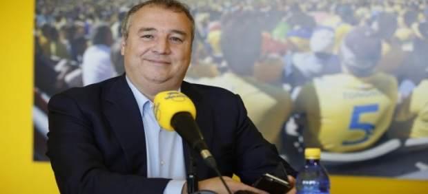 El presidente de la UD Las Palmas en libertad provisional sin fianza