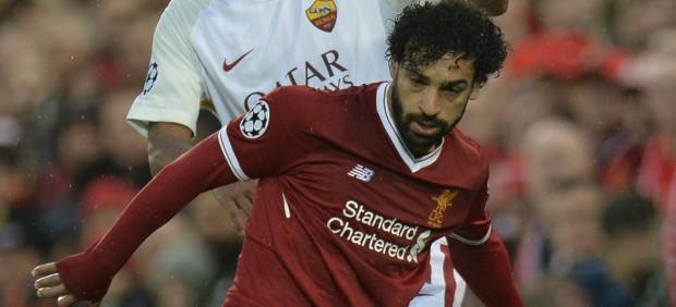 Salah se aúpa al segundo puesto de favoritos a ganar el Balón de Oro por detrás de Cristiano