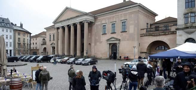 Tribunal que juzgan a Madsen