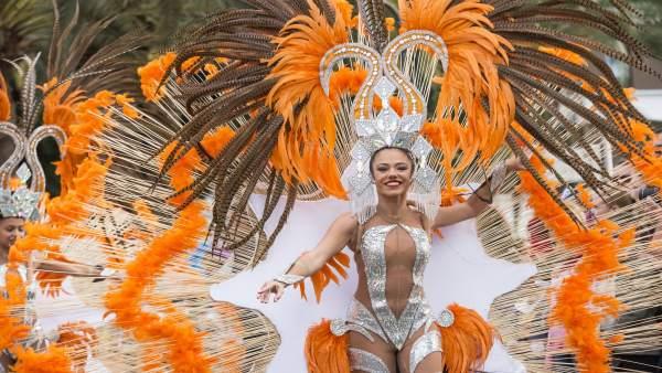 """Resultado de imagen de """"Una noche en Río"""" para el Carnaval de Las Palmas de Gran Canaria"""