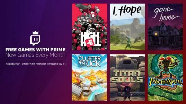 Ofertas En Twitch Juegos Que Podras Descargarte Gratis En Mayo