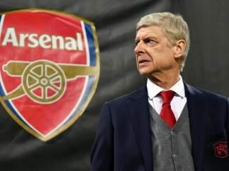 Arsène Wenger, entrenador del Arsenal.
