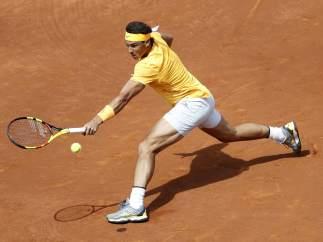 Rafa Nadal aplasta a García-López y se medirá al verdugo de Djokovic en cuartos del Conde de Godó