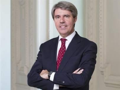 El presidente de la Comunidad en funciones, Ángel Garrido.
