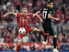 Bayern vs Real Madrid en directo